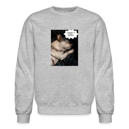 Dreaming of squirrel - Crewneck Sweatshirt