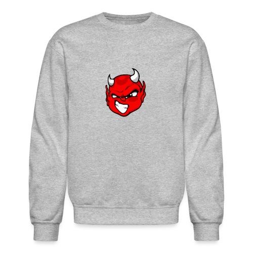 Rebelleart devil - Unisex Crewneck Sweatshirt