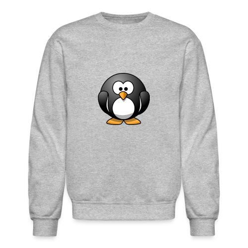Funny Penguin T-Shirt - Crewneck Sweatshirt