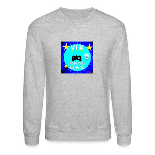 MInerVik Merch - Crewneck Sweatshirt