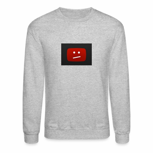 SadYouTube - Unisex Crewneck Sweatshirt