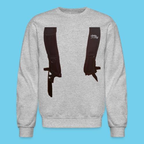 Backpack straps - Crewneck Sweatshirt
