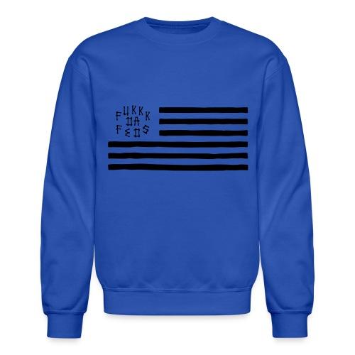 FTf Flag - Unisex Crewneck Sweatshirt