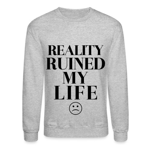 I Would - Unisex Crewneck Sweatshirt