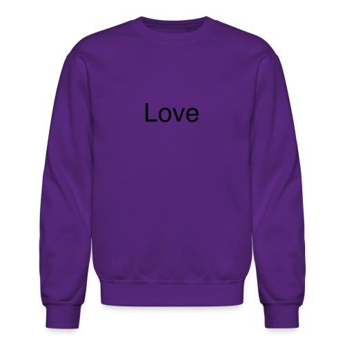 Love - Crewneck Sweatshirt
