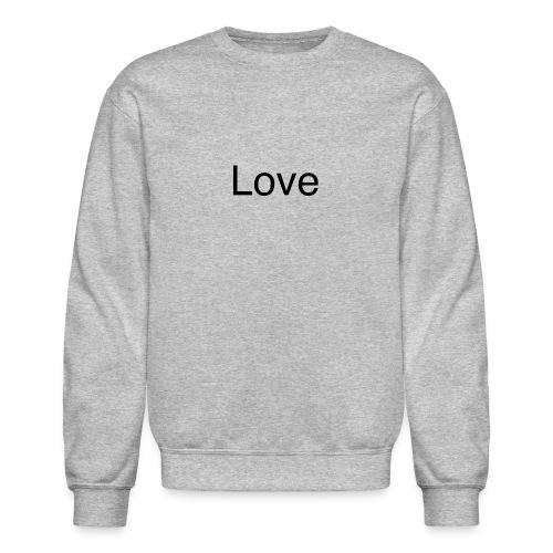Love - Unisex Crewneck Sweatshirt