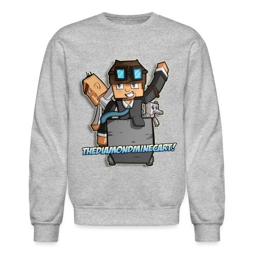 Team TDM - Crewneck Sweatshirt