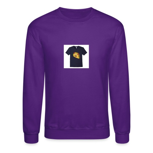 evil taco merch - Crewneck Sweatshirt