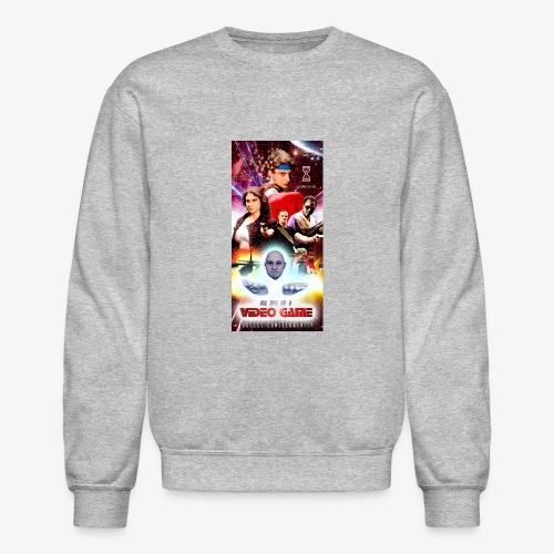 Phone Case Test png - Crewneck Sweatshirt