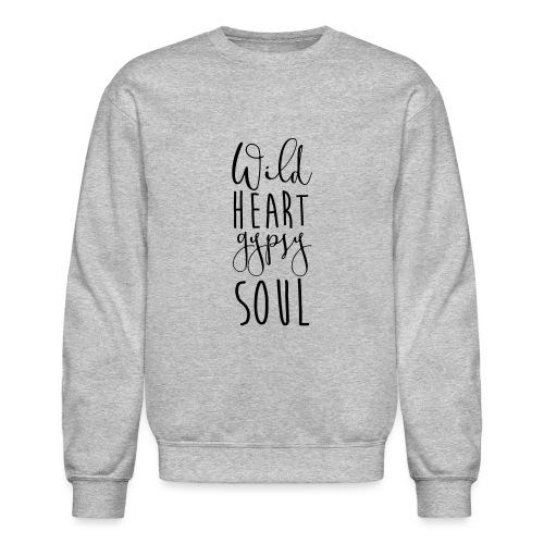 Cosmos 'Wild Heart Gypsy Sould' - Crewneck Sweatshirt