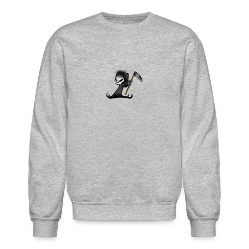 the grim - Unisex Crewneck Sweatshirt