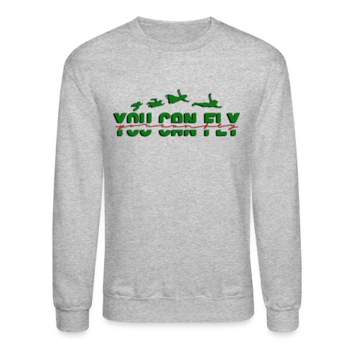 youcanfly3 - Unisex Crewneck Sweatshirt