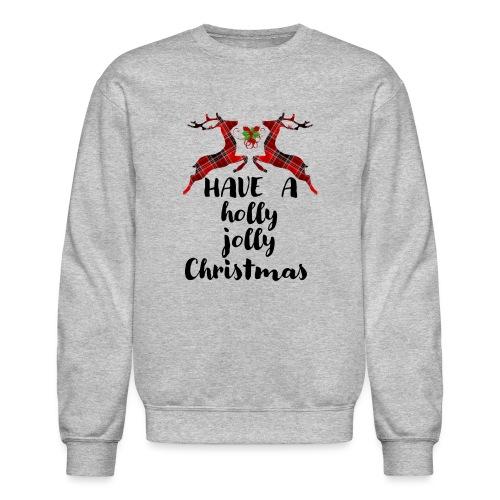 Holly Jolly Christmas - Crewneck Sweatshirt