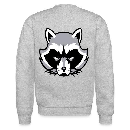 Raccoon - Crewneck Sweatshirt