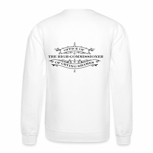 Official Seal of The Office of The High-Commission - Crewneck Sweatshirt