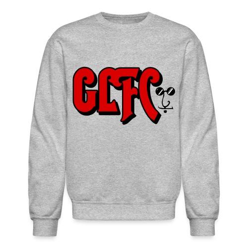 Geddy Lee Fan Club Logo - Unisex Crewneck Sweatshirt