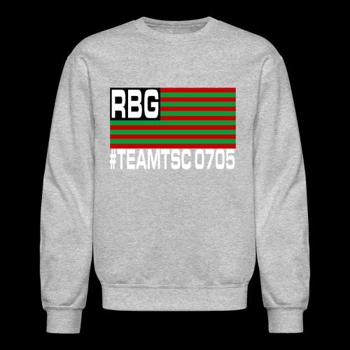 TeamTSC RBGFlag 2 - Unisex Crewneck Sweatshirt