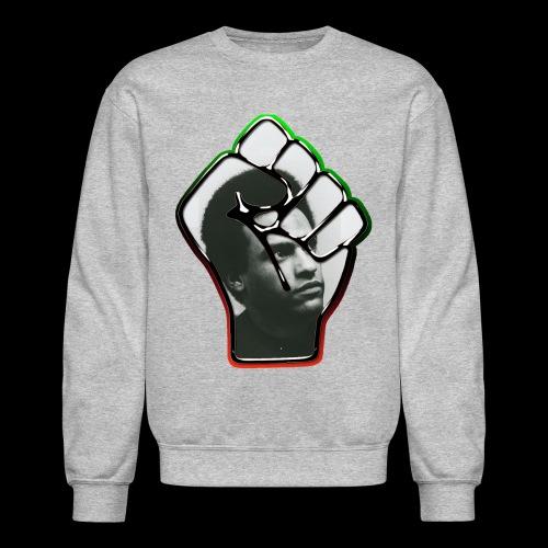 Huey Newton RBG Fist - Unisex Crewneck Sweatshirt