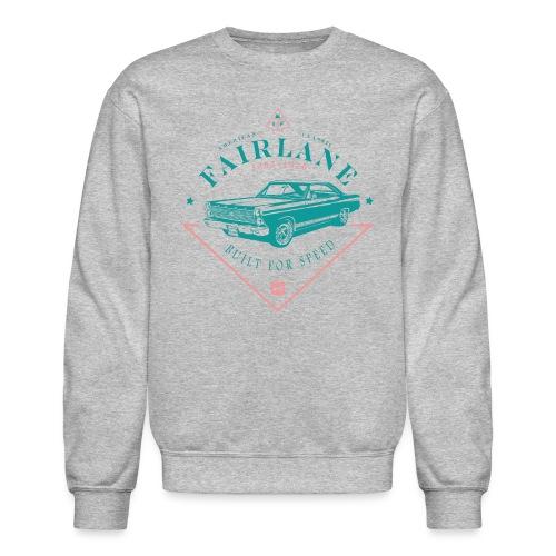 Ford Fairlane - Built For Speed - Unisex Crewneck Sweatshirt