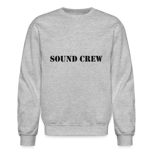 Sound Crew - Unisex Crewneck Sweatshirt