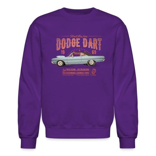 Dodge Dart Dragster Street Machine 1969 - Unisex Crewneck Sweatshirt