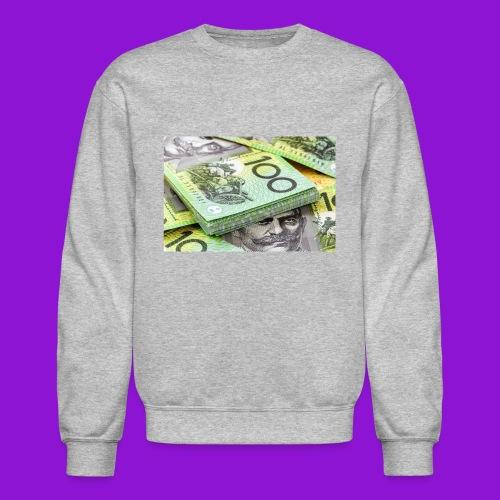 Australian Dollar 100 Notes 1 - Unisex Crewneck Sweatshirt