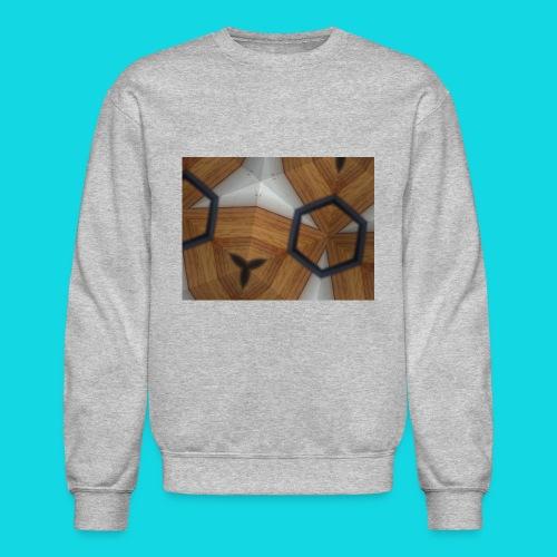 Kaleidoscope - Unisex Crewneck Sweatshirt