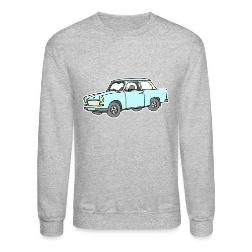 Trabant (lightblue) - Unisex Crewneck Sweatshirt