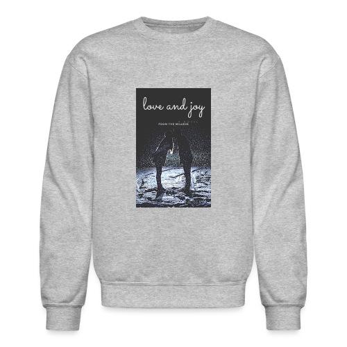Lovestory - Unisex Crewneck Sweatshirt