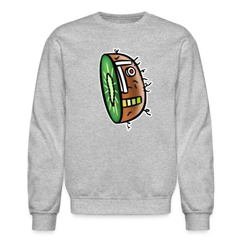 Kiwi Bot - Unisex Crewneck Sweatshirt