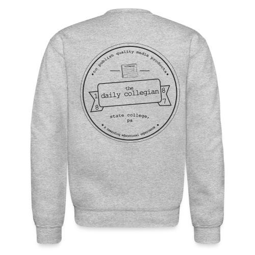 Merch Crewneck Design Transparent - Unisex Crewneck Sweatshirt