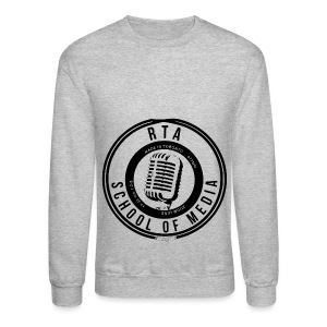 RTA School of Media Classic Look - Crewneck Sweatshirt