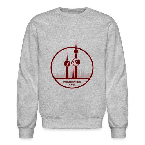 KSAT Kuwait Towers - Crewneck Sweatshirt