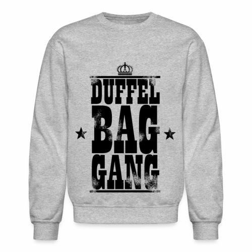 DuffelBagGang Promo T Shirts - Crewneck Sweatshirt