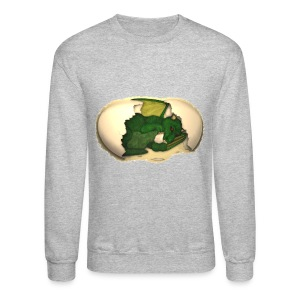The Emerald Dragon of Nital - Crewneck Sweatshirt