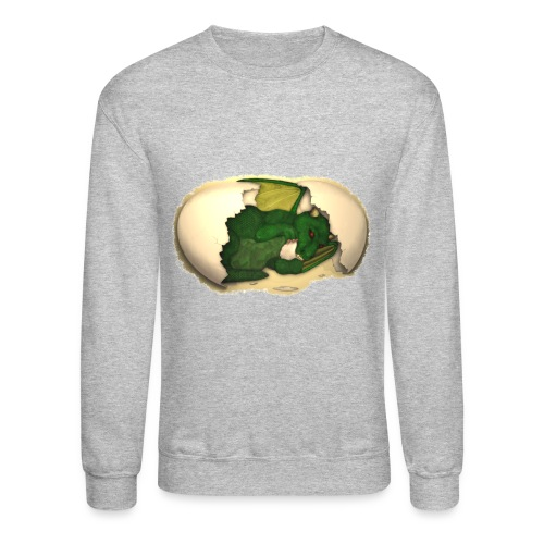 The Emerald Dragon of Nital - Crewneck Sweatshirt