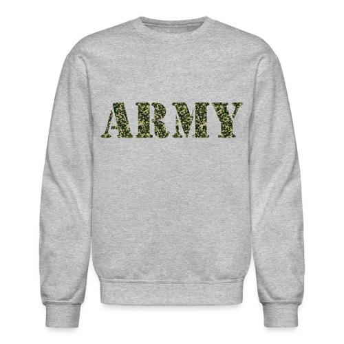 Army - Crewneck Sweatshirt