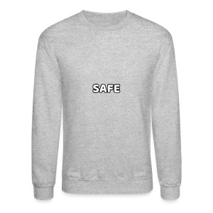 S.A.F.E. CLOTHING MAIN LOGO - Crewneck Sweatshirt