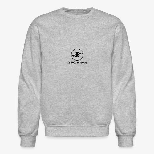 God, Culture, Art - Crewneck Sweatshirt