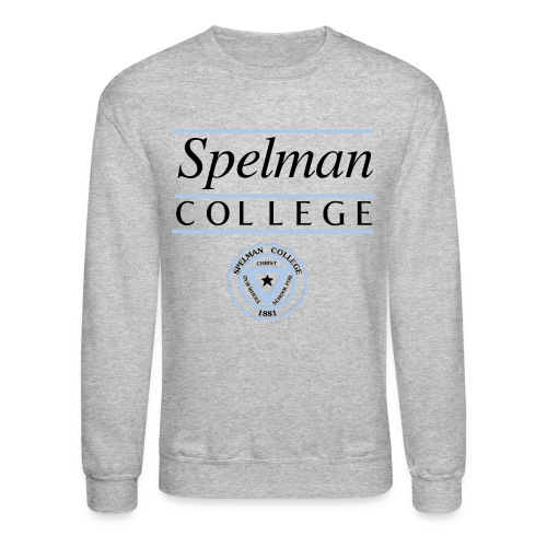 Spelman College Re-Mixed Vintage Sweatshirt - Crewneck Sweatshirt