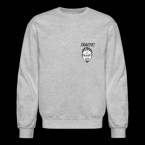Traffic BadFace - Crewneck Sweatshirt