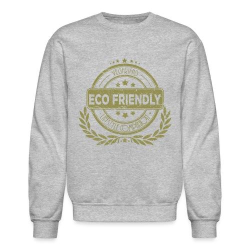 Ecofriendly Lifestyle - Crewneck Sweatshirt