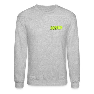 neon bored - Crewneck Sweatshirt