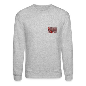 Hoxen- Long Sleeve - Crewneck Sweatshirt