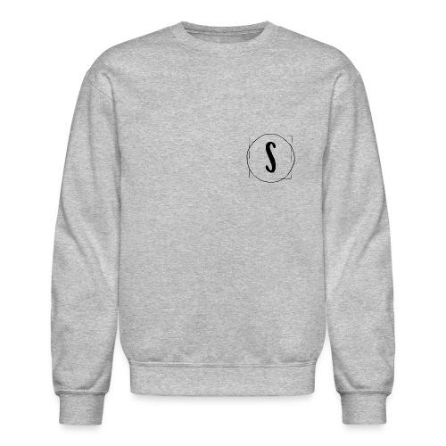 Slick logo black - Crewneck Sweatshirt