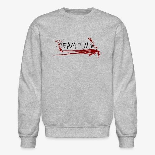 Limited Time Team T.N.V Halloween Merch Drop - Crewneck Sweatshirt