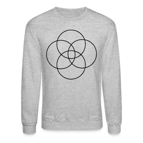 Circles - Crewneck Sweatshirt