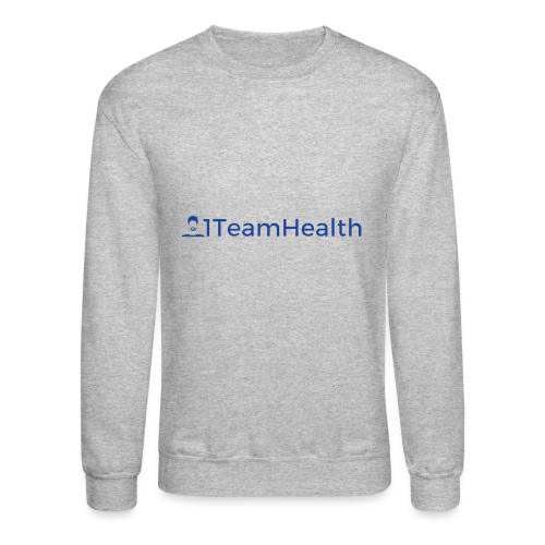 1TeamHealth Simple - Crewneck Sweatshirt