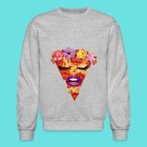 DeLish Pizza Slice - Crewneck Sweatshirt