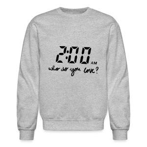 2 am enchanted - Crewneck Sweatshirt